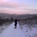 Зимний Утриш