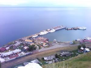 Порт Байкал. Фото: Илья Мартынов / Фототуры Google Maps