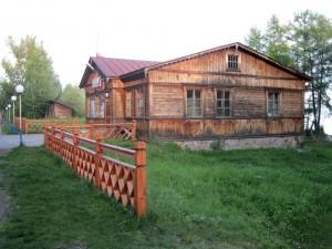 Здание станции Уланово. Фото: alxsey / Panoramio.com
