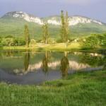 Крым. Гора Бойка. Фото: panoramio.com / Валерий Кузнецов