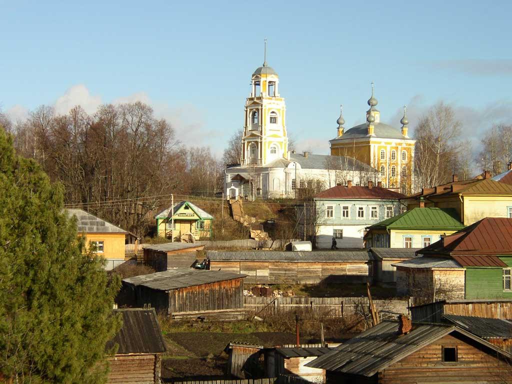 Кологрив. Фото: kologriv2007.narod.ru