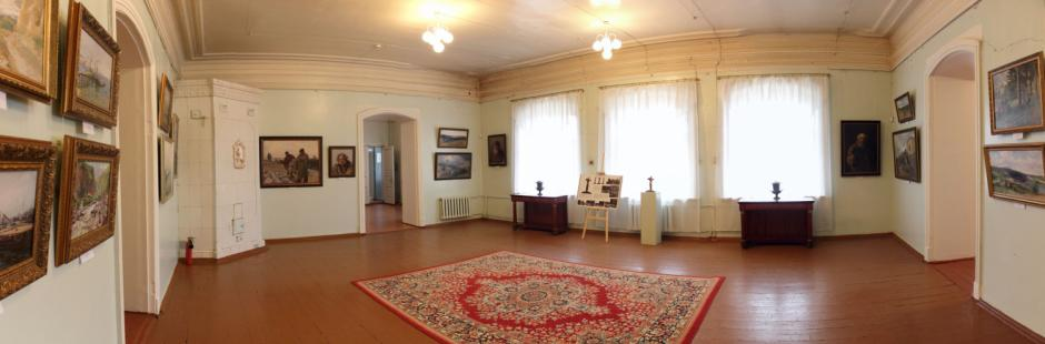 Кологривский краеведческий музей изнутри. Фото: kostromamuseum.ru