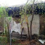 Двор, где жил раньше - ретро-классика