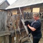 Домашнее хозяйство в Усть-Орде