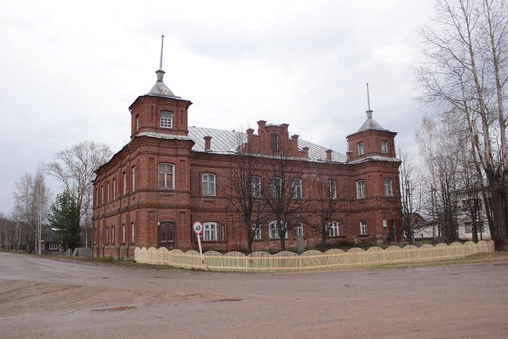 Кологривский краеведческий музей. Фото: wikipedia.org / Okorok (CC BY-SA 3.0)