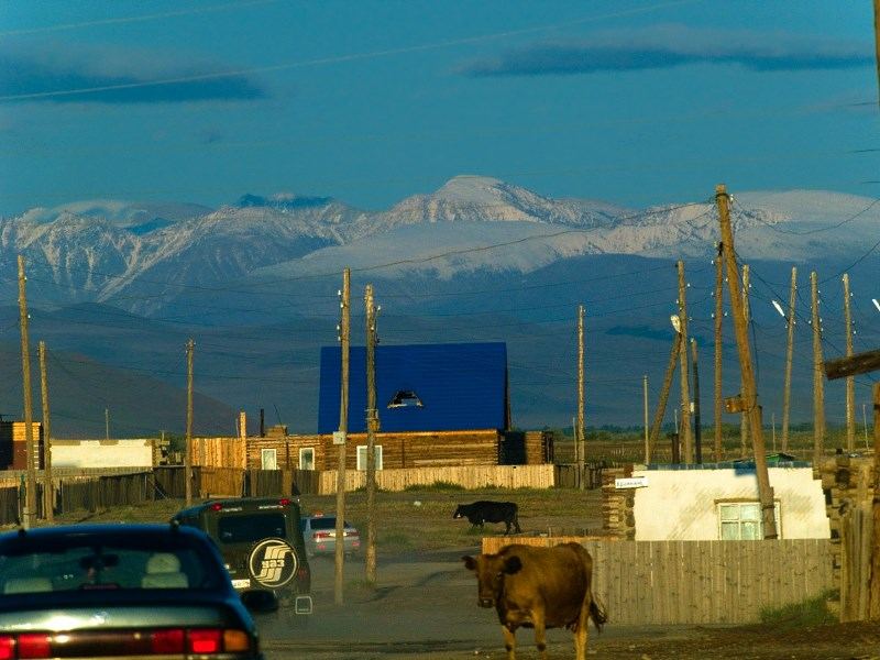 Кош-Агач, Алтай. Фото: Яндекс.Фотки / smok2