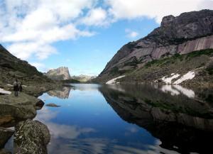 Алтай, Ергаки. Озеро горных духов. Фото: Яндекс.Фотки / vdayasov