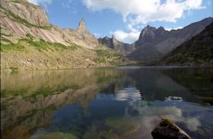 Алтай, Ергаки. Озеро горных духов. Фото: panoramio.com / valerysm