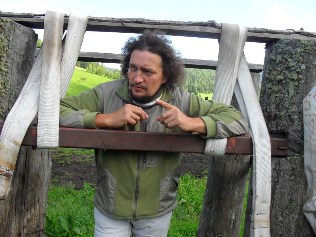 На маральной ферме Ингурёк