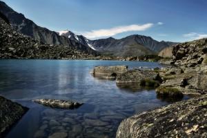 Алтай, Ергаки. Озеро горных духов. Фото: putevoditel-altai.ru