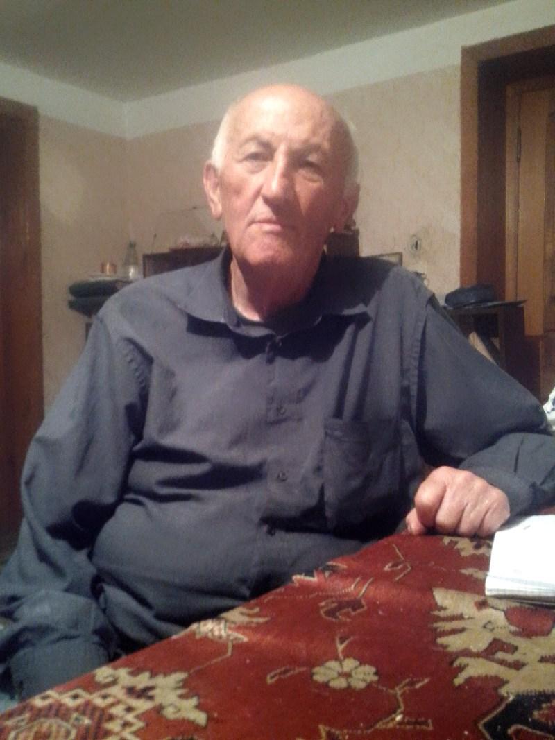 Дед-лекарь из Амбролаури, Грузия