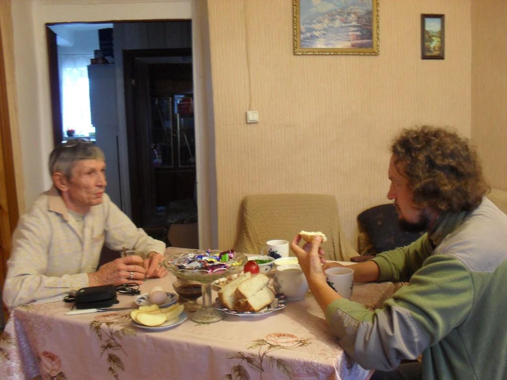 У Веры Георгиевны, Казахстан