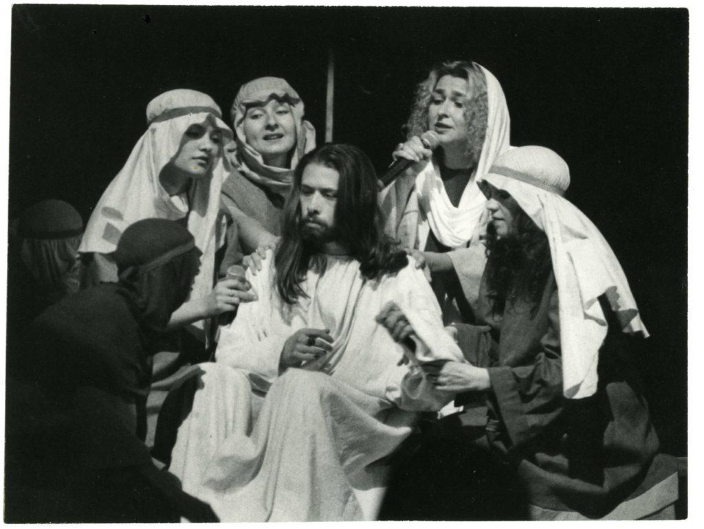 """1997 год, премьера спектакля """"Иисус Христос - Суперзвезда"""""""