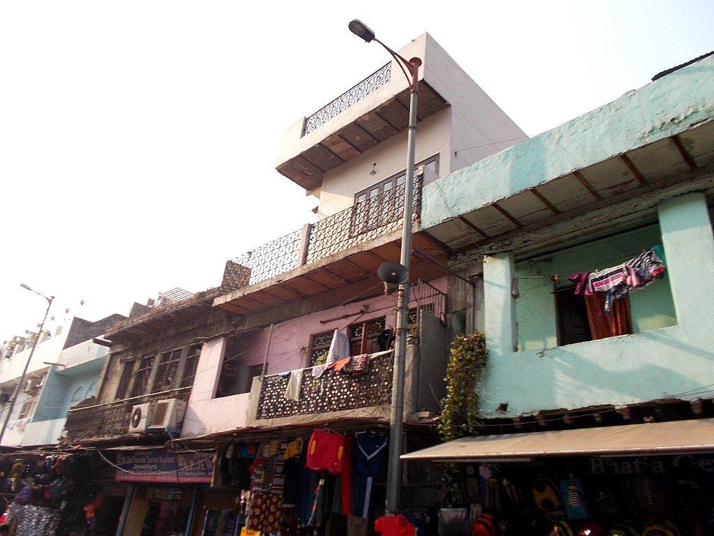 Типичный индийский дом