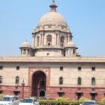 Раштрапати-Бхаван - дворец президента Индии