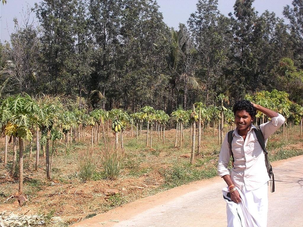 По дорогам Индии