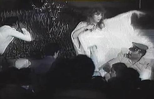 Выступление советских артистов в Индии в 1987 году