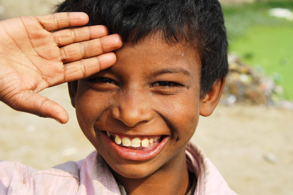 Индийский мальчик. Фото: travelsoul.ru