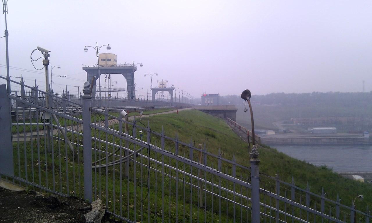 Иркутская ГЭС. Фото: Яндекс.Фотки / beggar