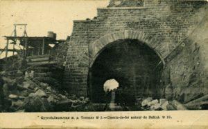 Постройка КБЖД - начало XX века