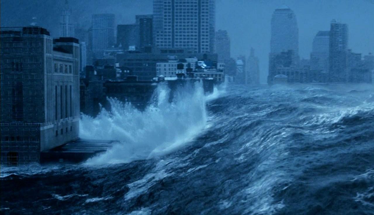"""Кадр из фильма """"Послезавтра"""" (2006)"""