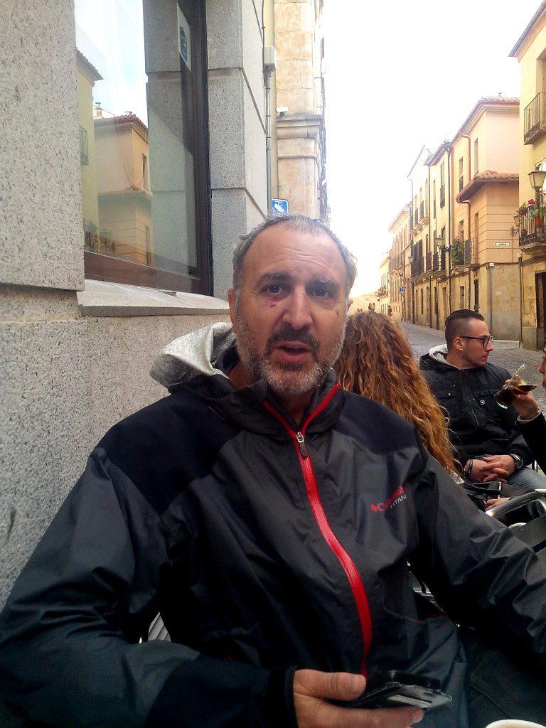 Заграничные попутчики (Испания)