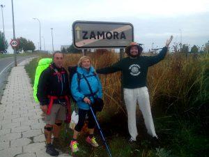 Заграница пешком (Испания)