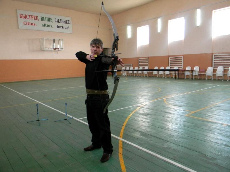 Майкопский лучник Иван Иващенко